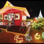 Casas Adornadas Para Navidad