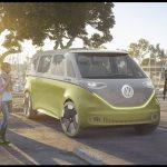 La Nueva Furgoneta Del Futuro De Volkswagen