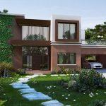 Imagenes De Casas Con Jardin Y Cochera